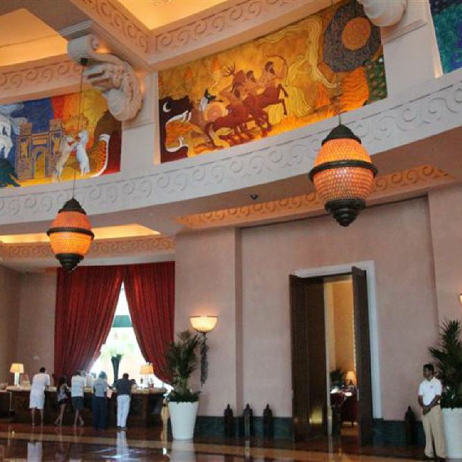 Atlantis The Palm, Grand Lobby