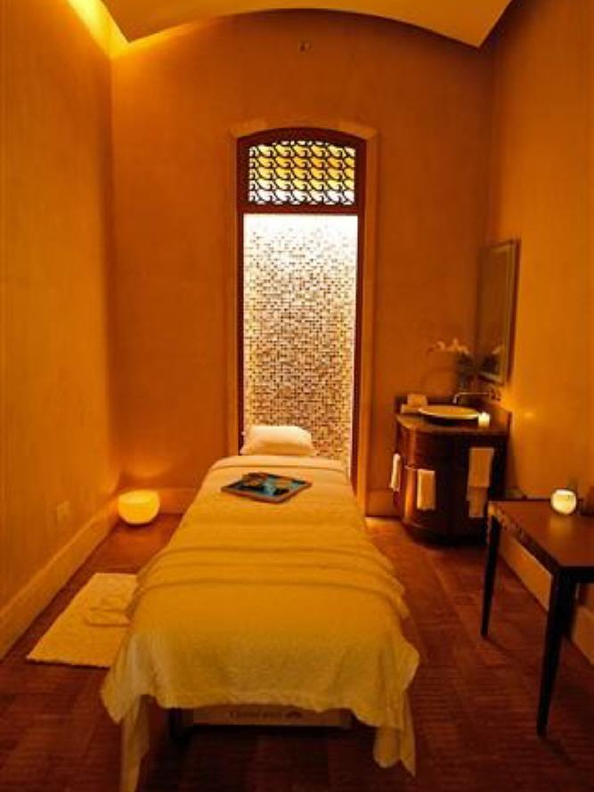 ShuiQi Spa Treatment Room